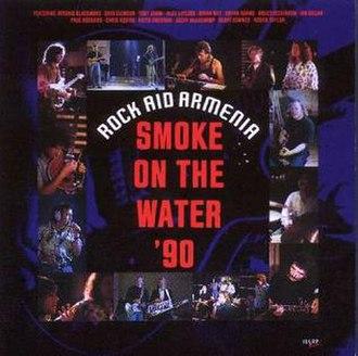 Smoke on the Water - Image: Smoke on the water armenia reissue