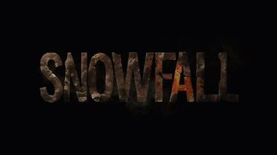 Picture of a TV show: Snowfall