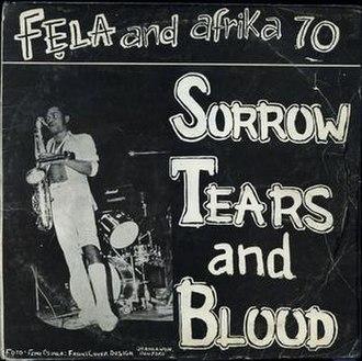 Sorrow Tears and Blood - Image: Sorrow Tears and Blood