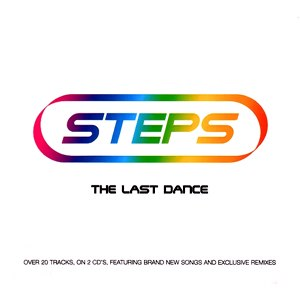The Last Dance (Steps album) - Image: Steps Last Dance