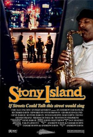 Stony Island (film) - Image: Stony island film