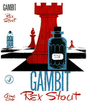 Gambit (novel) - Image: Stout G 2