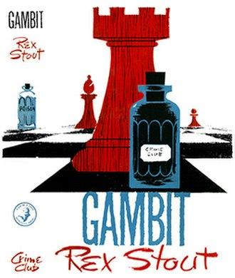 Gambit (novel) - Image: Stout G 2
