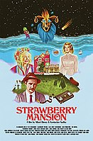 Picture of a movie: Strawberry Mansion
