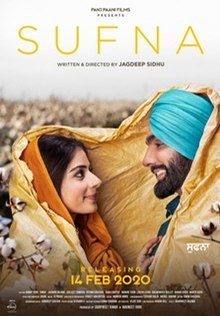 Sufna (2020) Punjabi Full Movie HDRip 480p [370MB] | 720p [1.3GB] Download
