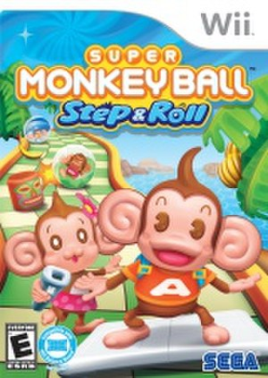 Super Monkey Ball: Step & Roll - Image: Super Monkey Ball Step and Roll