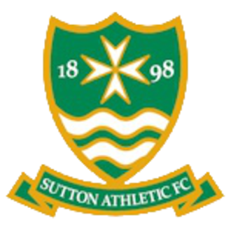 Sutton Athletic F.C. - Image: Sutton Athletic F.C. logo