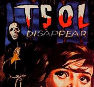 <i>Disappear</i> (album) 2001 studio album by T.S.O.L.