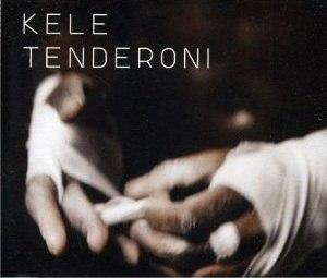 Tenderoni (Kele Okereke song) - Image: Tenderoni Kele Single Cover