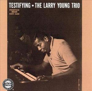 Testifying (album) - Image: Testifying (album)