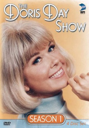 The Doris Day Show - First season DVD cover
