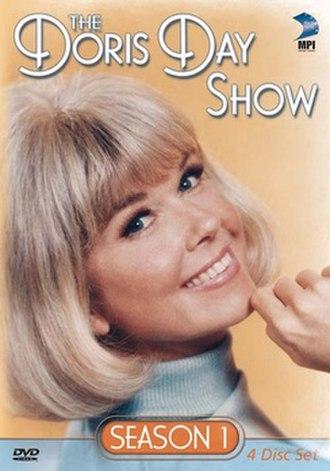 The Doris Day Show - First season DVD cover