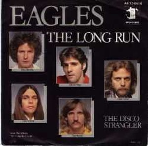 The Long Run (song) - Image: The Long Run 45