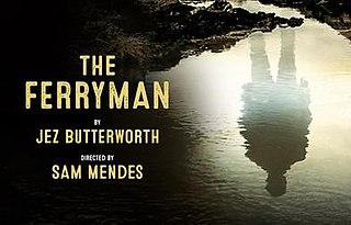 <i>The Ferryman</i> (play) 2017 play by Jez Butterworth