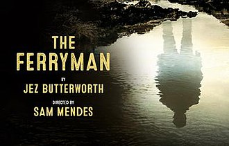 The Ferryman (play) - Official production artwork