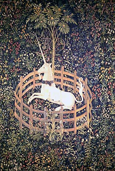 Image:The Hunt of the Unicorn Tapestry 7.jpg