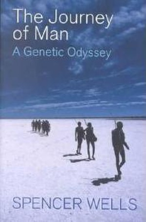 The Journey of Man - Image: The Journey of Man A Genetic Odyssey