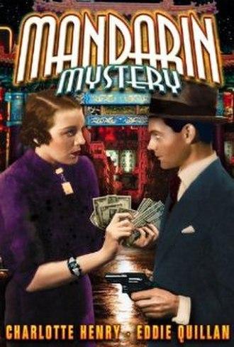 The Mandarin Mystery - Image: The Mandarin Mystery