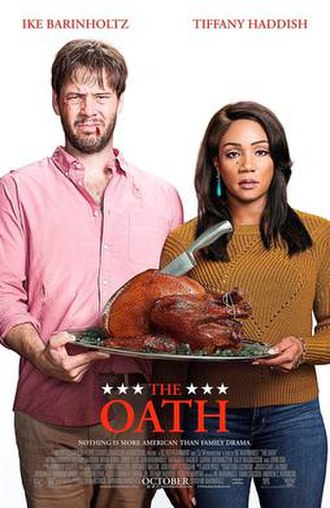 The Oath (2018 film) - Image: The Oath poster