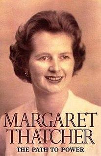 <i>The Path to Power</i> (Margaret Thatcher) memoir by Margaret Thatcher