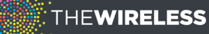Radio New Zealand - This was The Wireless logo when it was launched in 2013.