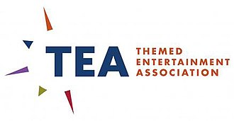Themed Entertainment Association - Image: Themed Entertainment Association Logo