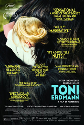 Toni Erdmann - Theatrical release poster