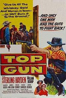 top gun 1955 film wikipedia