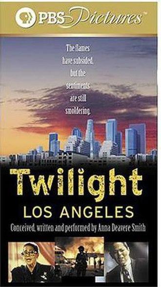 Twilight: Los Angeles (film) - Image: Twilight Los Angeles Video Cover
