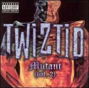 Mutant (Vol. 2) - Image: Twiztid Mutant
