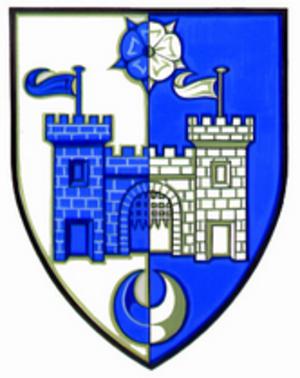 Tynecastle High School - Image: Tynie crest