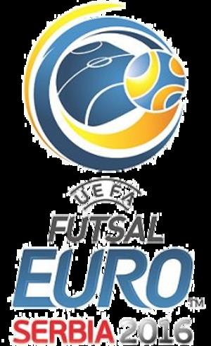 UEFA Futsal Euro 2016 - Image: UEFA Futsal Euro 2016