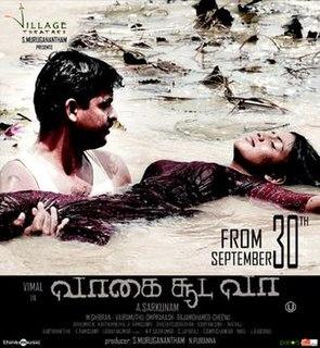 <i>Vaagai Sooda Vaa</i> 2011 a film by A. Sarkunam