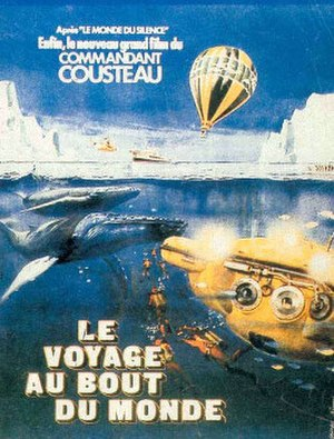 Voyage to the Edge of the World - Film poster