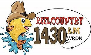 WRDN - Image: WRDN Reel Country 1430 logo