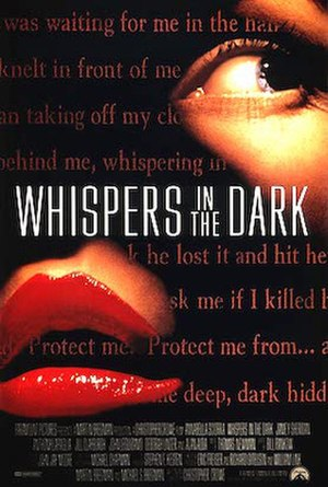 Whispers in the Dark (film) - Theatrical release poster