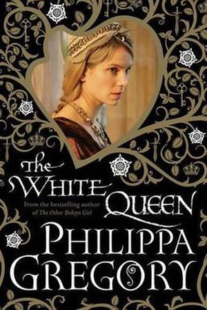 The White Queen (novel) - First UK edition cover