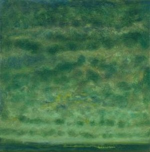 Jane Wilson - Green Twilight by Jane Wilson (2002)