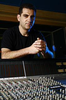 Yoad Nevo Audio engineer and producer