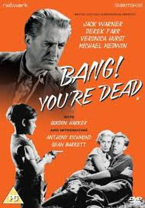 "Bang! You're Dead - Image: ""Bang! You're Dead"" (1954)"