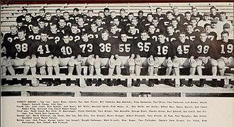 1948 Illinois Fighting Illini football team - Image: 1948 Illinois Fighting Illini football team
