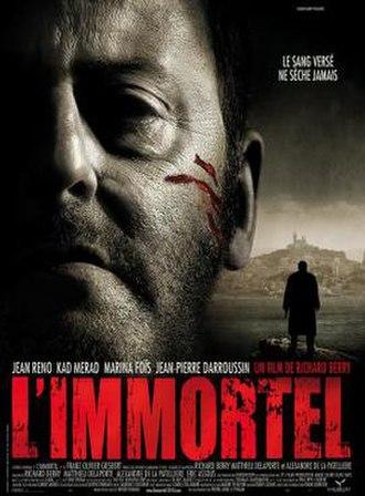 22 Bullets - Film poster