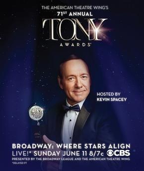 71st Tony Awards poster