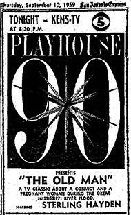 Playhouse 90 TV Anthology