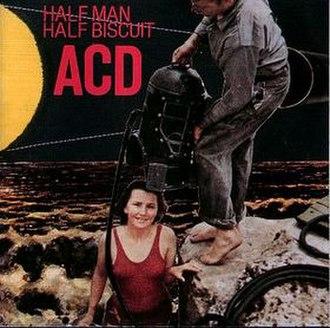 ACD (album) - Image: ACD cover