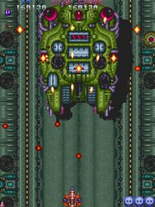 Truxton (video game) - Wikipedia