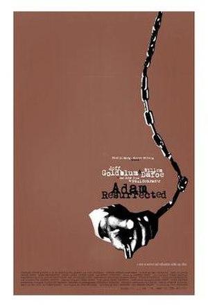 Adam Resurrected - Theatrical release poster