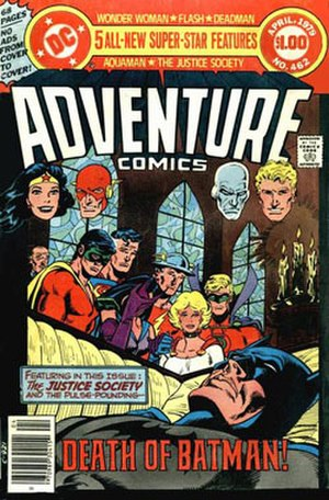 Batman (Earth-Two) - Image: Adventure 462
