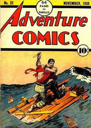 Adventure Comics - Image: Adventure comics 32