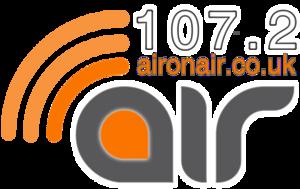 AIR 107.2 - Image: Airfmradiologo